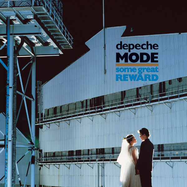Copertina Disco Vinile 33 giri Some Great Reward di Depeche Mode