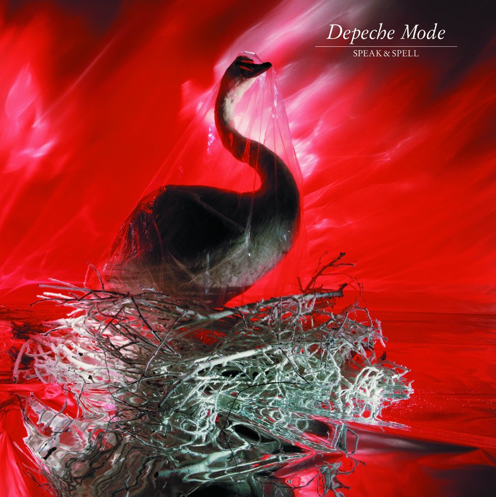 Copertina Disco Vinile 33 giri Speak and Spell di Depeche Mode