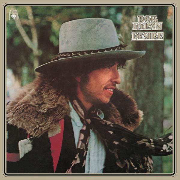Copertina Disco Vinile 33 giri Desire di Bob Dylan