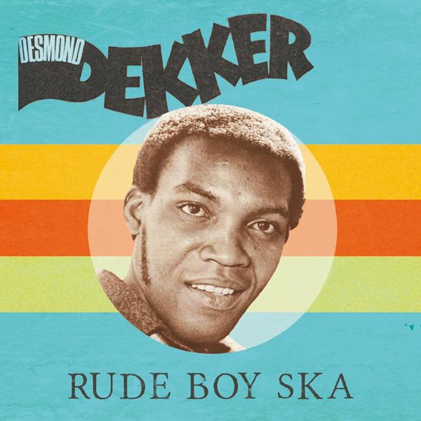 Copertina Disco Vinile 33 giri Rude Boy Ska di Desmond Dekker