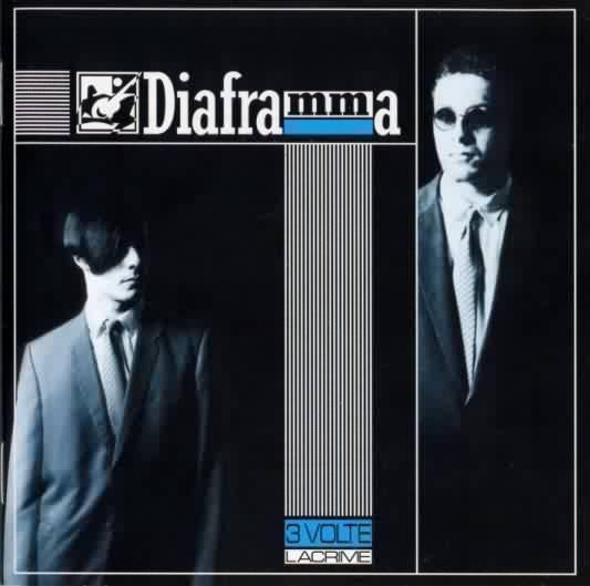 Copertina Disco Vinile 33 giri 3 Volte Lacrime di Diaframma
