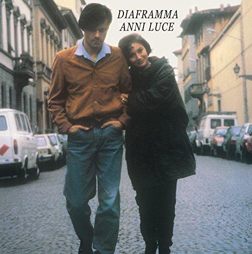 Copertina Disco Vinile 33 giri Anni Luce di Diaframma