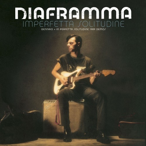 Copertina Disco Vinile 33 giri Imperfetta Solitudine [2LP + CD] di Diaframma