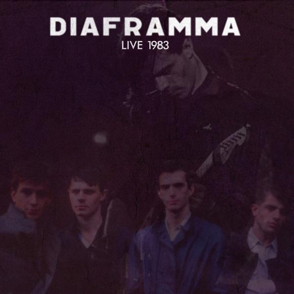 Copertina Disco Vinile 33 giri Live 1983 di Diaframma
