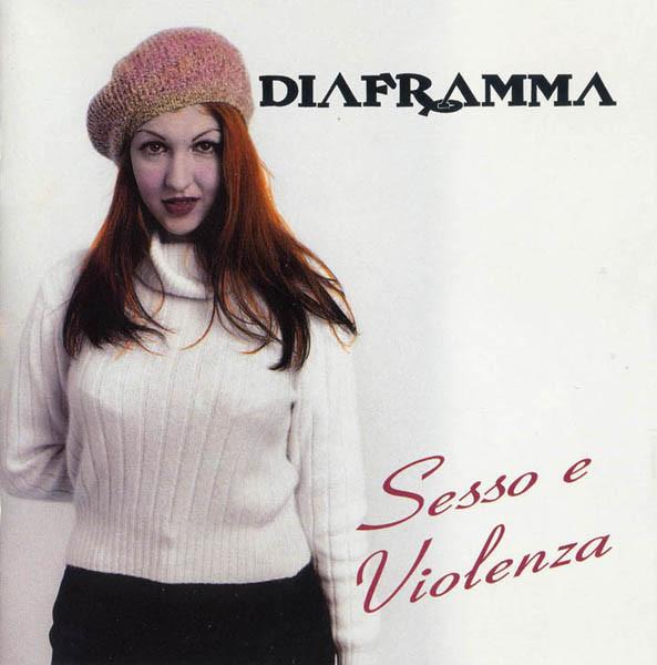 Copertina Disco Vinile 33 giri Sesso e Violenza di Diaframma
