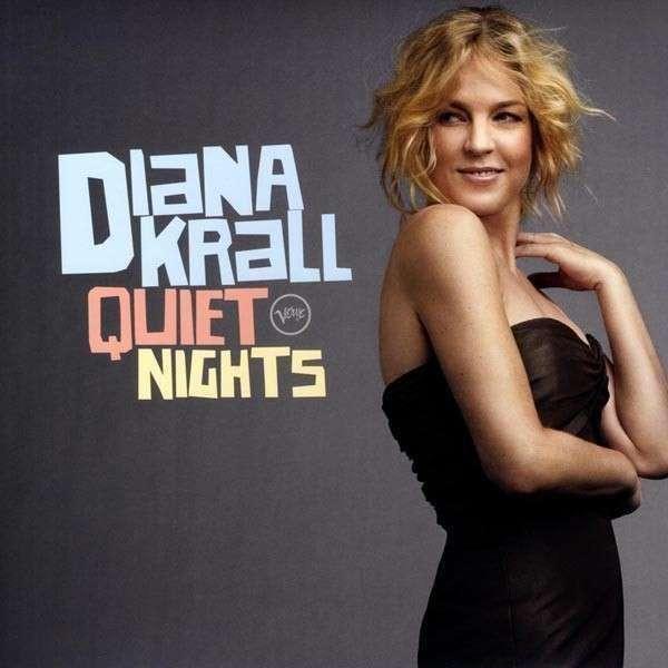 Copertina Disco Vinile 33 giri Quiet Nights di Diana Krall