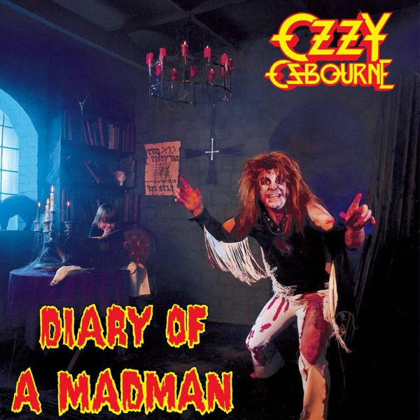 madman vinile  Disco Vinile Diary of a Madman - Ozzy Osbourne su