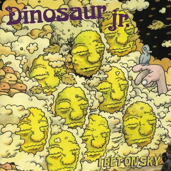 Copertina Disco Vinile 33 giri I Bet on Sky di Dinosaur Jr.