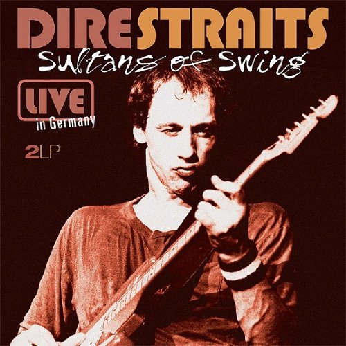 Copertina Disco Vinile 33 giri   di Dire Straits