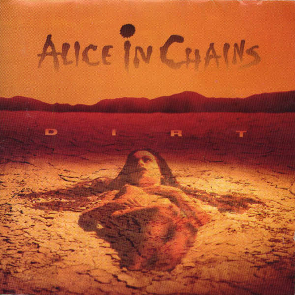 Copertina Disco Vinile 33 giri Dirt  di Alice in Chains