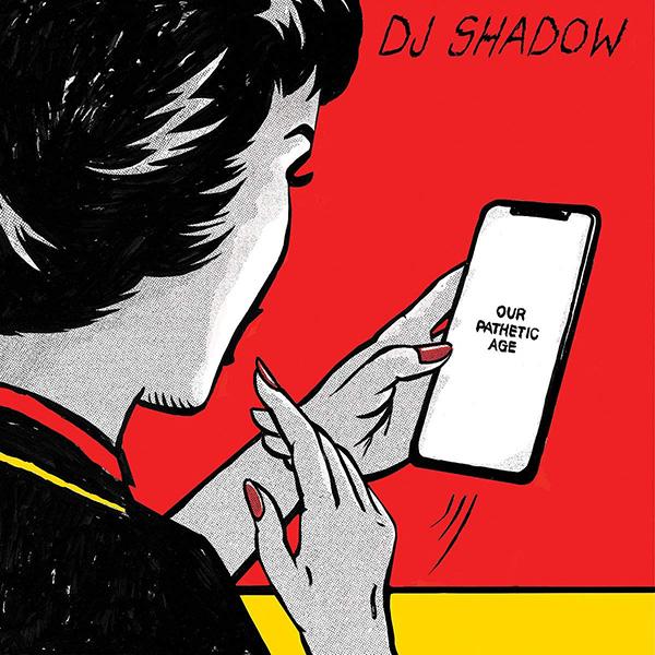 Copertina Vinile 33 giri Our Pathetic Age [2 LP] di DJ Shadow