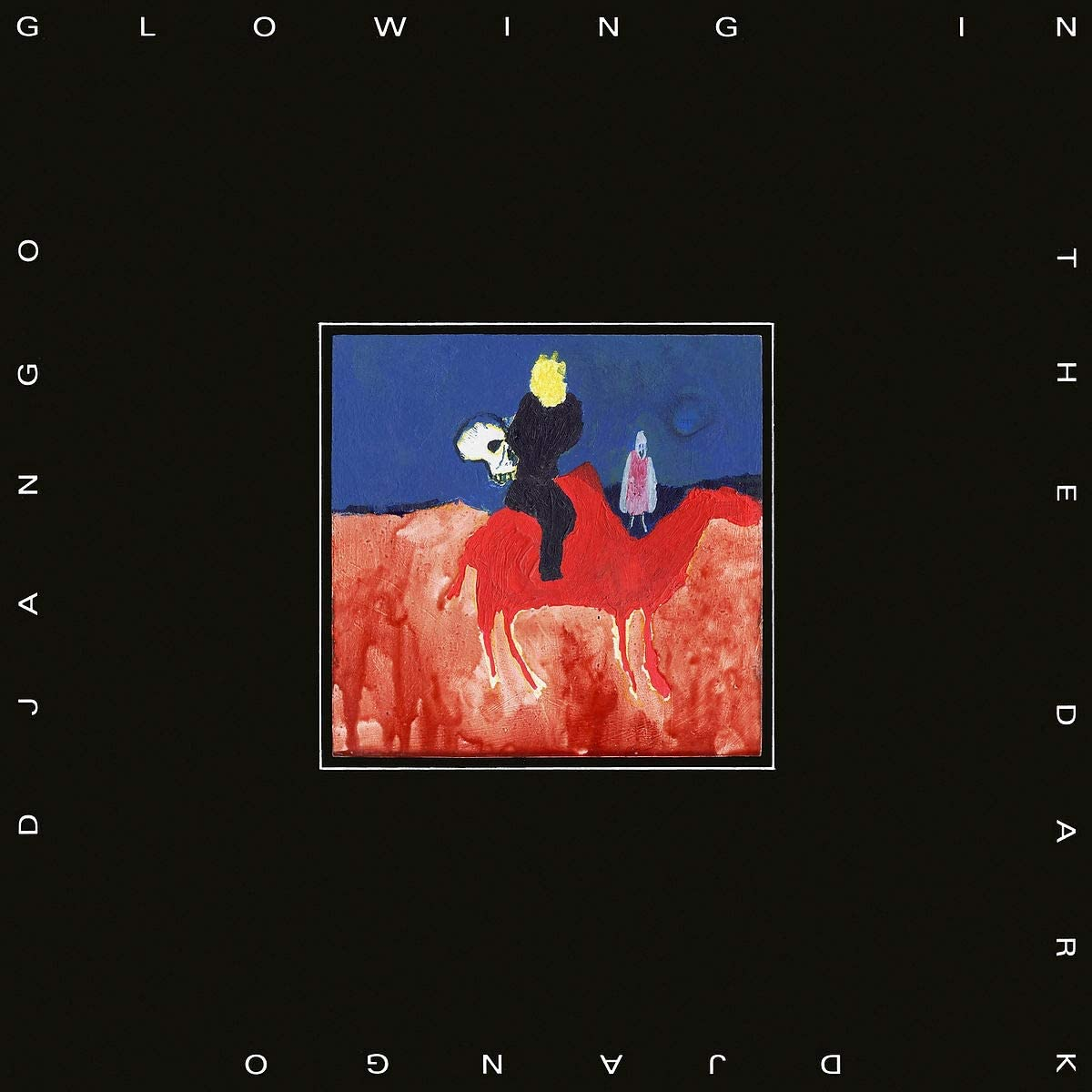 Copertina Vinile 33 giri Glowing in the Dark di Django Django
