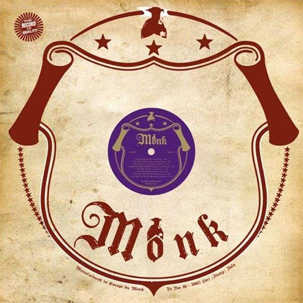 Copertina Disco Vinile 33 giri Rhythm Futur di Django Reinhardt