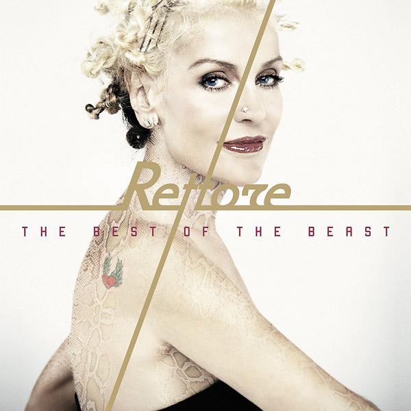 Copertina Vinile 33 giri The Best Of The Beast di Donatella Rettore