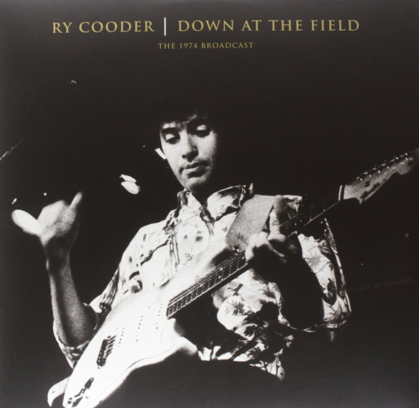 Copertina Disco Vinile 33 giri Down at the Field [2 LP] di Ry Cooder