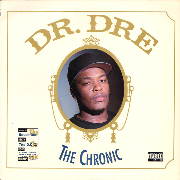 Copertina Disco Vinile 33 giri The Chronic [2 LP] di Dr. Dre