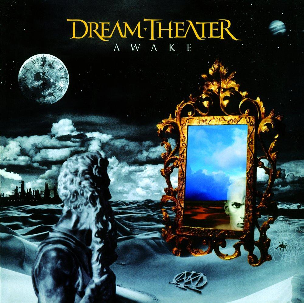Copertina Disco Vinile 33 giri Awake [2 LP] di Dream Theater