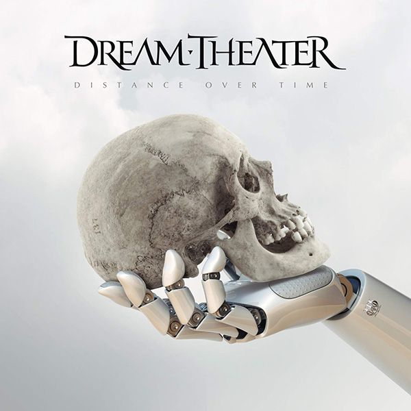 Copertina Vinile 33 giri Distance Over Time [2 LP + CD] di Dream Theater