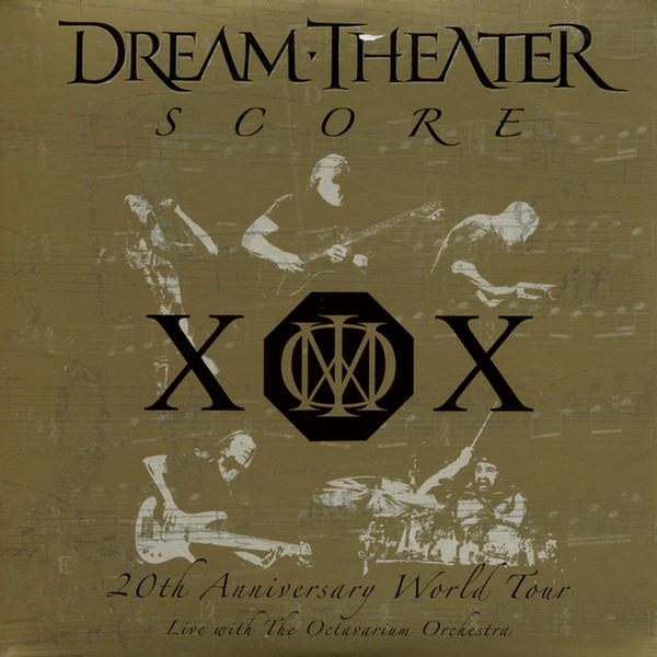 dream theater vinile  Disco Vinile Score [4 LP] - Dream Theater su