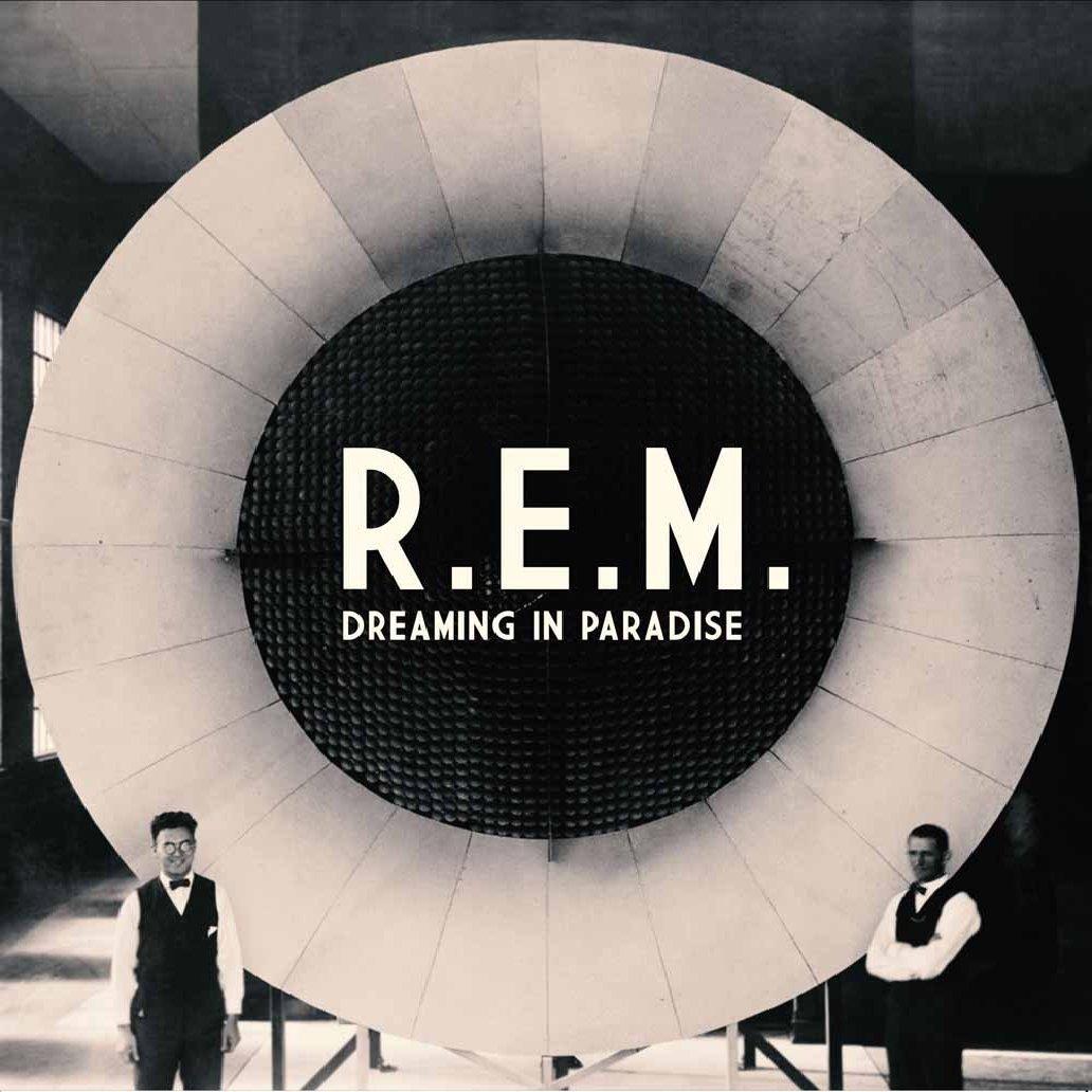 Copertina Disco Vinile 33 giri Dreaming in Paradise [2 LP] di R.E.M.