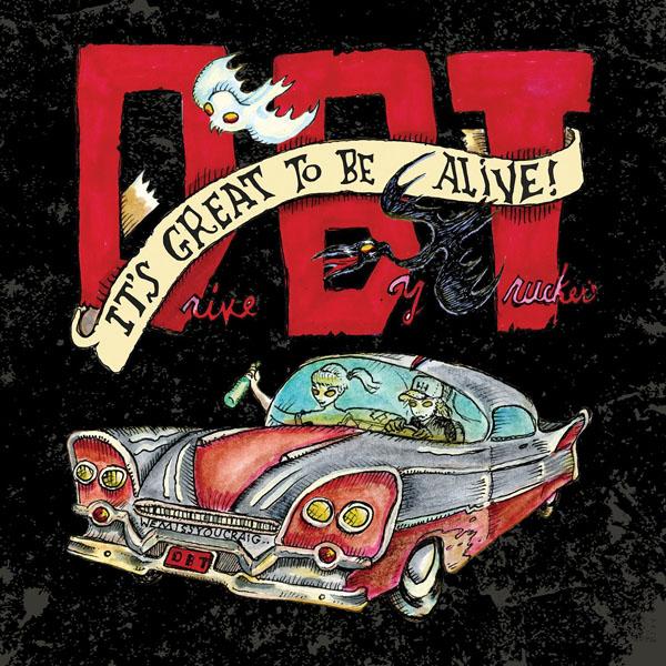 Copertina Disco Vinile 33 giri It's Great To Be Alive di Drive-By Truckers