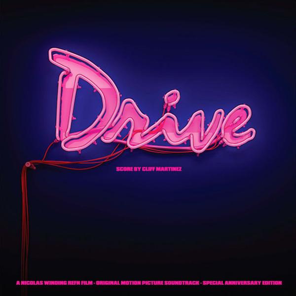 Copertina Disco Vinile 33 giri Drive [Soundtrack 2xLP] di Cliff Martinez
