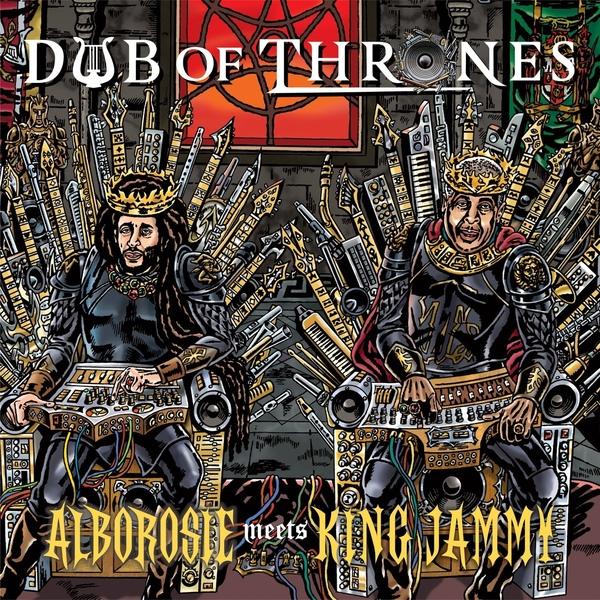 Copertina Disco Vinile 33 giri Dub Of Thrones di Alborosie