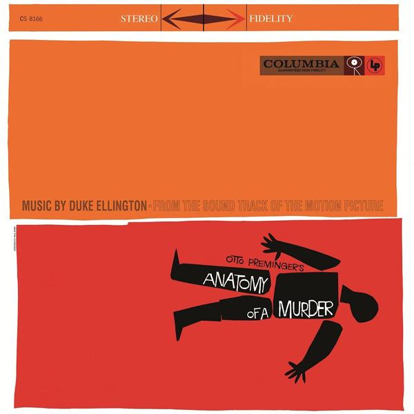 Copertina Disco Vinile 33 giri Anatomy of Murder [Soundtrack] di Duke Ellington