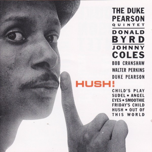 Copertina Disco Vinile 33 giri Hush! di Duke Pearson