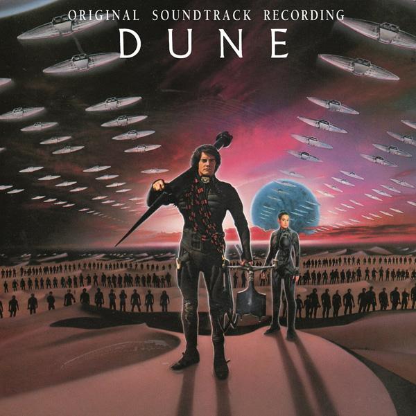 Copertina Disco Vinile 33 giri Dune [Soundtrack LP] di Toto