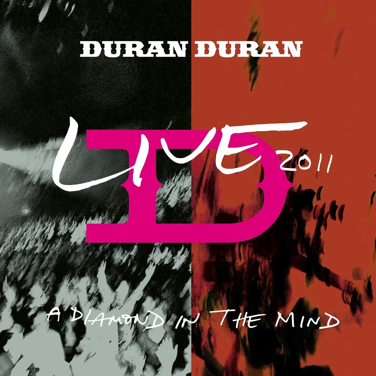 Copertina Vinile 33 giri A Diamond in the Mind [2 LP] di Duran Duran