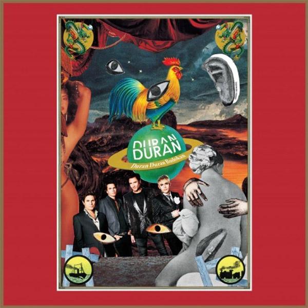Copertina Vinile 33 giri Budokan di Duran Duran