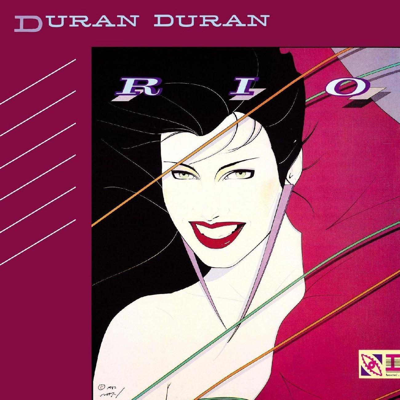 Copertina Disco Vinile 33 giri Rio [2 LP] di Duran Duran
