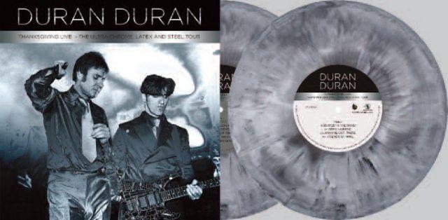 Copertina Vinile 33 giri Thanksgiving Live [2 LP] di Duran Duran