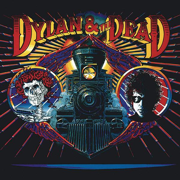 Copertina Vinile 33 giri Dylan & The Dead di Dylan & The Dead