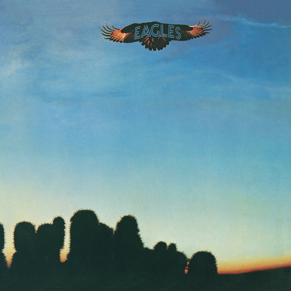 Copertina Disco Vinile 33 giri Eagles di Eagles