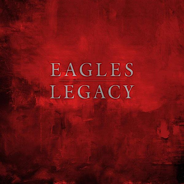 Copertina Vinile 33 giri Legacy [Cofanetto 15xLP] di Eagles
