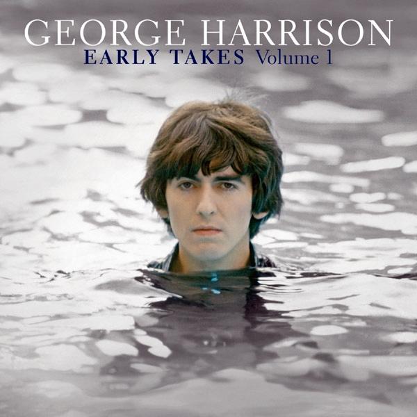 Copertina Disco Vinile 33 giri Early Takes Volume 1 di George Harrison