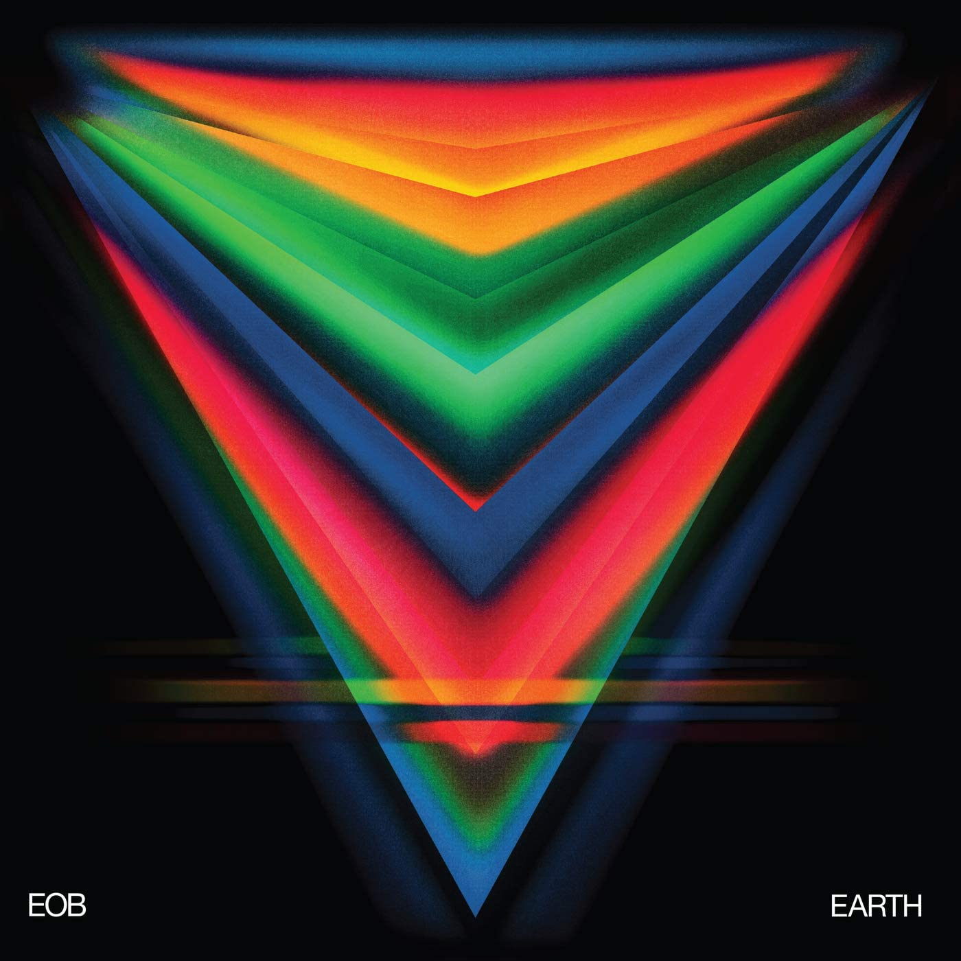 Copertina Vinile 33 giri Earth di Eob (Ed O'Brien)