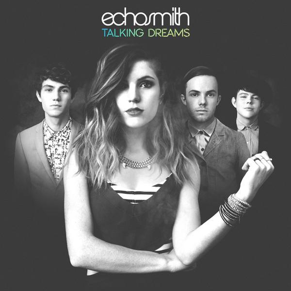 Copertina Disco Vinile 33 giri Talking Dreams di Echosmith