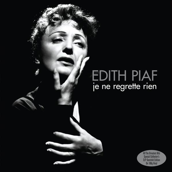 Copertina Disco Vinile 33 giri Je Ne Regrette Rien [2 LP] di Edith Piaf