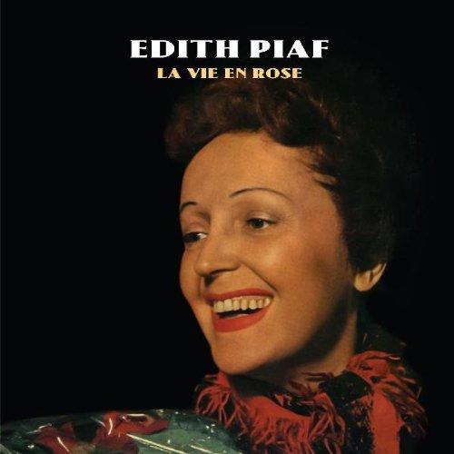 Copertina Disco Vinile 33 giri La Vie En Rose  di Edith Piaf