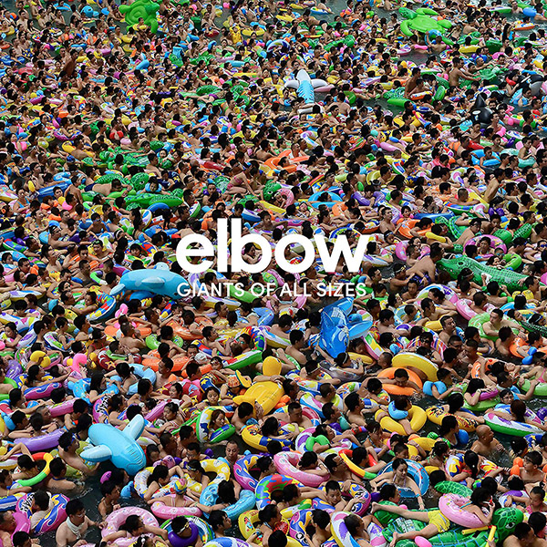 Copertina Vinile 33 giri Giants of All Sizes di Elbow