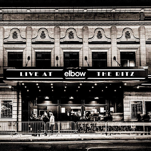 Copertina Vinile 33 giri Live at the Ritz di Elbow
