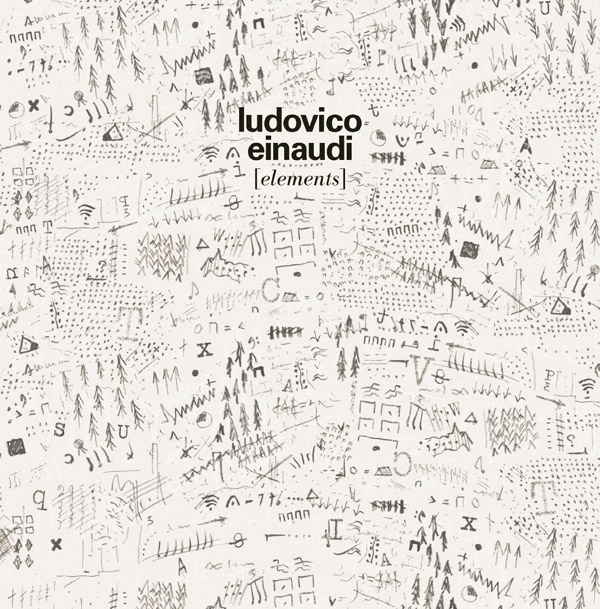 Copertina Disco Vinile 33 giri Elements [2 LP] di Ludovico Einaudi