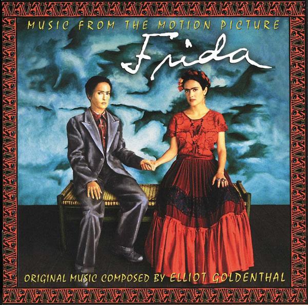 Copertina Vinile 33 giri Frida [Soundtrack LP] di Elliot Goldenthal