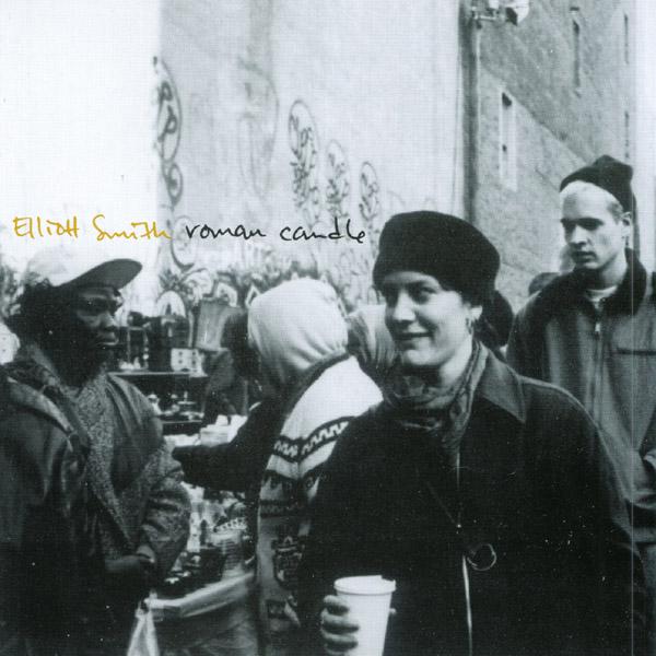 Copertina Disco Vinile 33 giri Roman Candle di Elliott Smith