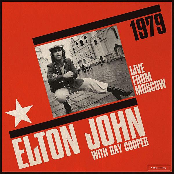 Copertina Vinile 33 giri Live From Moscow 1979 [2 LP] di Elton John