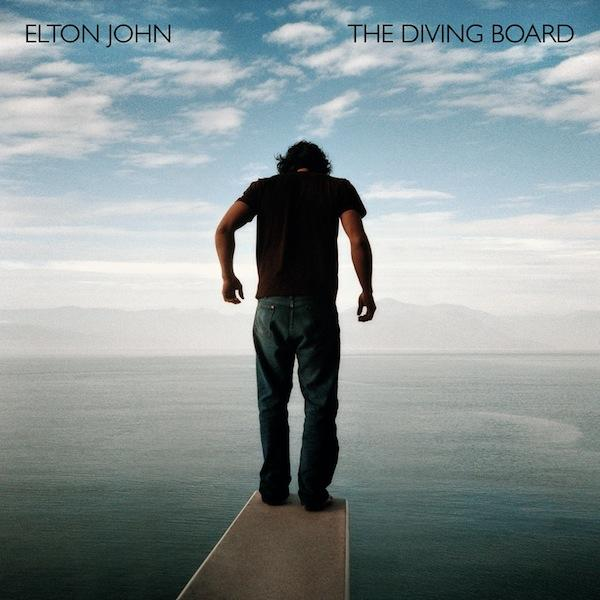 Copertina Disco Vinile 33 giri The Diving Board [2 LP] di Elton John