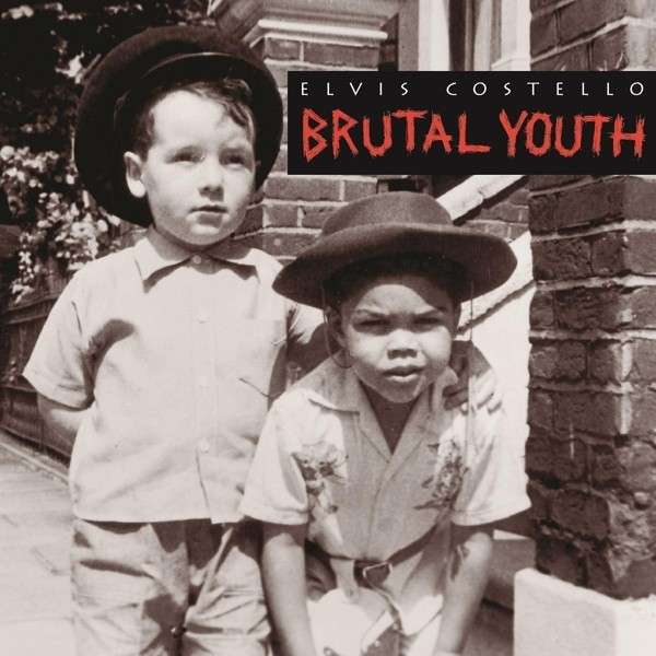 Copertina Disco Vinile 33 giri Brutal Youth [2 LP] di Elvis Costello